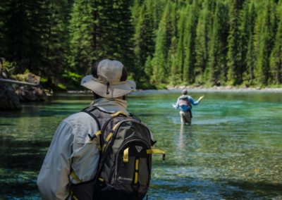 Guided Fly Fishing on the Elk River with FWA Fly Fishing (4)