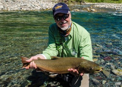 Guided Fly Fishing on the Elk River with FWA Fly Fishing (8)